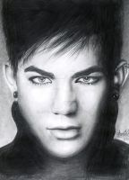 Adam Lambert Trespasser by mangafox23