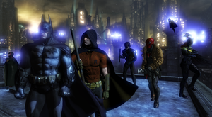 Arkham City: Battle for the Cowl by Bekri2