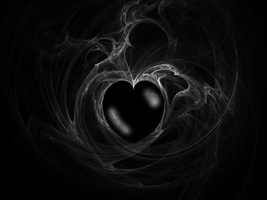 Heart of Flames.. Goth Edition by LDS-Jedi