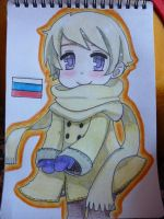 Cute Chibi Russia by veneziano102