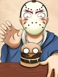H20 DELIRIOUS: You're so delicious my cheeseburger by XxMaryTanya-HIROSAxX