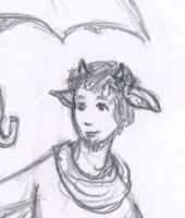Tumnus Close-Up by Loralthea