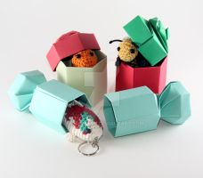 Gift Boxes by Himagurumi