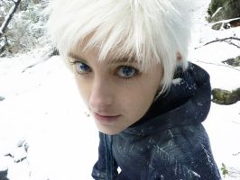 Jack Frost - Enjoy your snow day by TheSinisterLove
