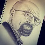 Breaking Bad Walt by NaMkaO