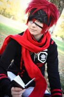 Lavi [ D.Gray-Man ] 3rd Uniform Cosplay 02 by Reiko-Nagato