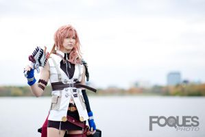 FFXIII - We live to make the impossible possible by SailorAnime