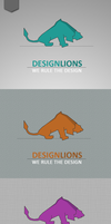 Design Lions by aliirules