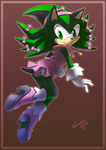 Different The Hedgehog by nancher