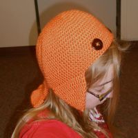 Goldfish Hat by the-carolyn-michelle