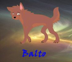 Balto by white-wolf27