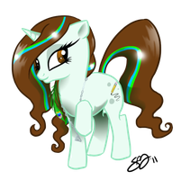 Me as a Pony... AGAIN by Famosity