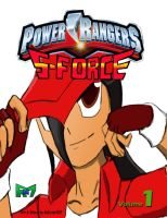 Power Rangers S-Force Volume 1 by Rollster007