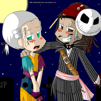 PotC - Happy Halloween by kiki-bozu