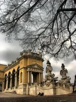 Vienna Schoenbrunn Palace 2 by staffansladik