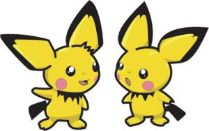 The Pichu Brothers by Pickled-witch