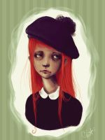 Ginger by Uranalid