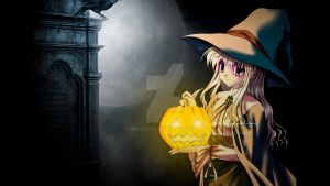 Nice Little Witch by UNCAS333