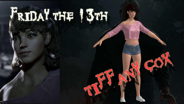 FRIDAY THE 13th - TIFFANY by Oo-FiL-oO