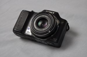 Sony H20 camera II by TheSoftCollision