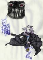 Bakura and the cheshire grin by xXSangNoireXx