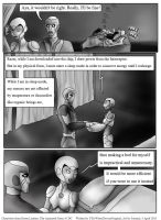 What is Love, Chapter 9, page 13 by SueaNoi