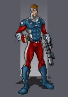 American Soldier: Redesigned by drvce