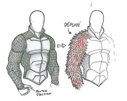 Suit Design Mountain Coop by NationalGeo