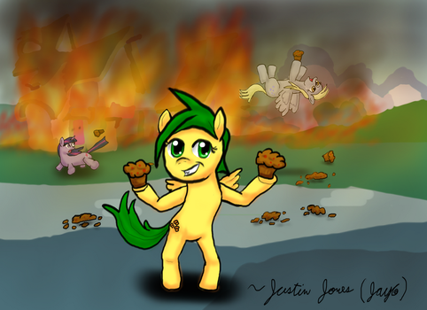 MLP:SFA Muffin End by Jay6x