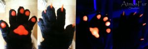 WIP: Nightfirer Handpaws by AtmosFur