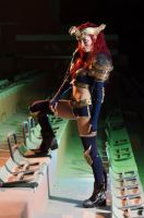 Lady Griff- Blood Bowl Star Player Cosplay by Adelbra