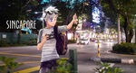 Travel Fashion Series - Orchard Road, Singapore 01 by digital-addict