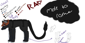 Temp REF for Rad by Noragamiii