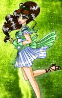 Imperial Sailor Jupiter by elila