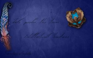 Ravenclaws ad Infinitum 2 by RiaVeg
