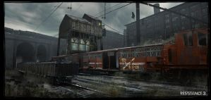 R3 St. Louis Trainyards by dee-virus