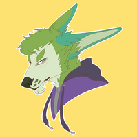 Ringleader Badge by Late-Night-Cannibals