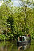 Narrow Boat by parallel-pam
