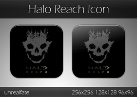 Halo Reach Icon by unrealfate