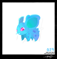 Nidoran (Female) Pokemon One a Day!