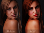 Retouching [1] by abdomaher