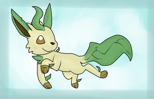 Day 04: Favourite Eeveelution by Phewmonster