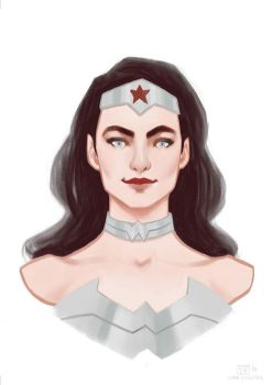 Wonder Woman by Iona-Vorster