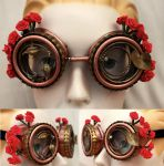 Rose Goggles by xjustinian