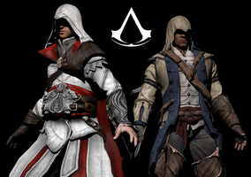 Assassins for Eternity by LordHayabusa357
