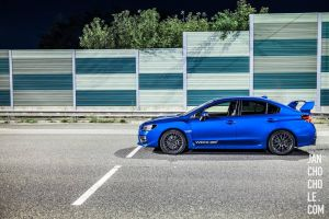 Subaru WRX STi by chocholik