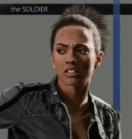 the Soldier by Aakami
