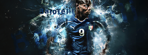 Sign Balotelli by zazzicchio
