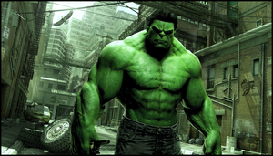 Urban HULK wallpap by SMlLE
