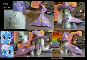 trixie custom by lemonkylie
